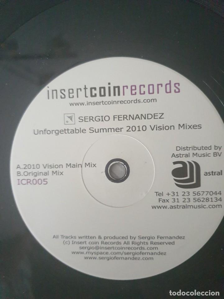 Discos de vinilo: Lote VINILOS MUSICA DANCE Y TECNO AÑOS 2000 - Foto 7 - 261586415