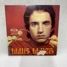 Discos de vinilo: SINGLE LLUIS LLACH - IRENE - DOBLE PORTADA - ESPAÑA - AÑO 1969. Lote 261601905