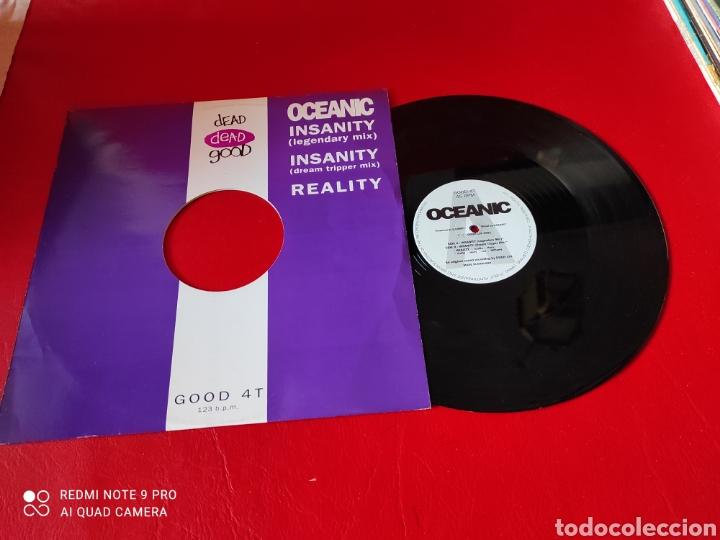 Discos de vinilo: Oceánica insanity- dead good - Foto 2 - 261604250