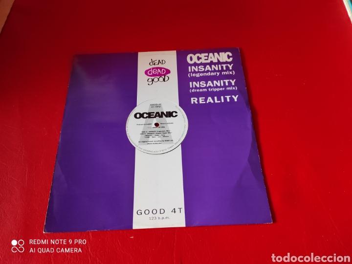 OCEÁNICA INSANITY- DEAD GOOD (Música - Discos - LP Vinilo - Disco y Dance)