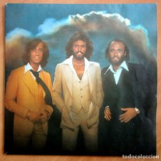 """Discos de vinilo: SINGLE 7"""". BEE GEES. TOO MUCH HEAVEN. (BY RSO 1978). Lote 261608415"""