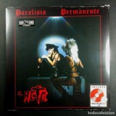 Discos de vinilo: PARALISIS PERMANENTE - EL ACTO - LP REEDCION VINILO ROJO + CD 2017 - 3CIPRESES (NUEVO / PRECINTADO). Lote 261611990