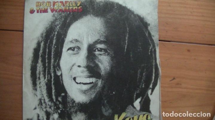 BOB MARLEY & THE WAILERS. LP. KAYA. . 1978. (Música - Discos - LP Vinilo - Reggae - Ska)