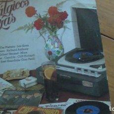 Discos de vinilo: NOSTALGIA CARROZAS. EDC. BELTER. Lote 261624670