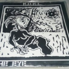 Discos de vinilo: K.U.K.L. - THE EYE 1984 UK LP CRASS 1ST BJÖRK. INDIE. REEDICIÓN VINILO 180 GRAMOS. Lote 261624955