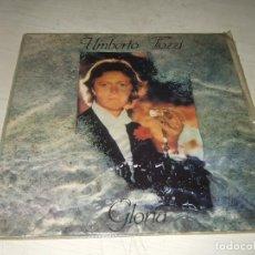 Discos de vinilo: LP VINILO UMBERTO TOZZI - GLORIA - COMPLETO. Lote 261628050