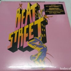 Discos de vinilo: BEAT STREET (ORIGINAL MOTION PICTURE SOUNDTRACK) - VOLUME 1--EDICION AMERICANA 1984. Lote 261644115