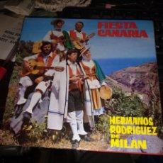 Discos de vinilo: FIESTA CANARIA. Lote 261646090
