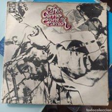 Discos de vinilo: THE CORRIES - SOUND THE PIBROCH (COLUMBIA, UK, 1972). Lote 261664090