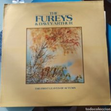 Discos de vinilo: THE FUREYS & DAVEY ARTHUR - THE FIRST LEAVES OF AUTUMN (RITZ RECORDS, UK, 1986). Lote 261664170