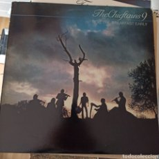 Discos de vinilo: THE CHIEFTAINS - BOIL THE BREAKFAST EARLY (CBS, UK, 1980). Lote 261666655