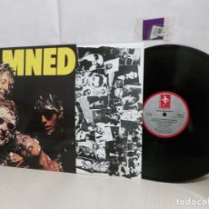 Discos de vinilo: THE DAMNED --DAMNED DAMNED DAMNED -MADE IN ENGLANGD1987-DEMON RECORDS-. Lote 261671560