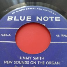 Discos de vinilo: JIMMY SMITH.** PENTHOUSE SERENADE * I CAN'T GET STARTED**. Lote 261679605