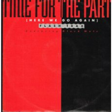 Discos de vinilo: FLASH TRAX FEATURING BLACK MALE - MAXI SINGLE 1990 - ED. HOLANDA. Lote 261685045
