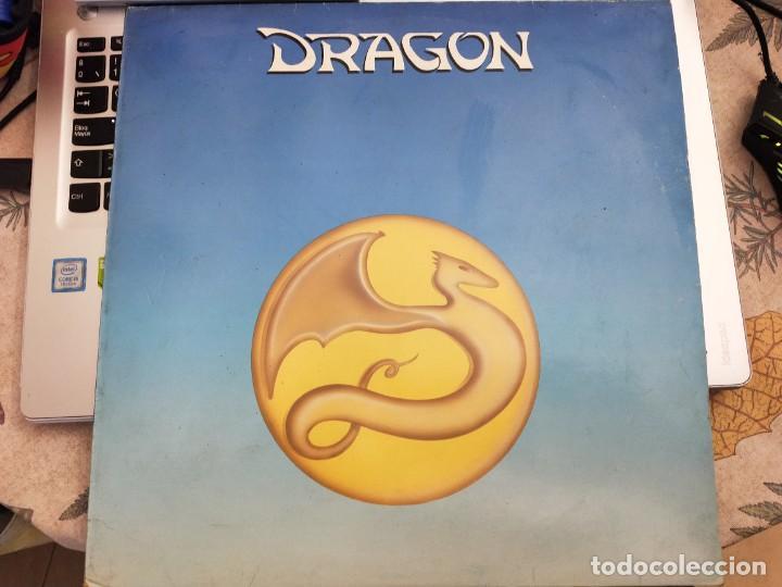 "DRAGON – DRAGON SELLO: ES'KAPE PRODUCIONES – E-601-D.12"". MUY BUEN ESTADO. NEAR MINT/VG++ (Música - Discos de Vinilo - Maxi Singles - Heavy - Metal)"