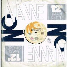 Discos de vinilo: DOUBLE DEALERS FEAT. OPI WILLIAMS - MAXI SINGLE 1991 - ED. ITALIA. Lote 261724885