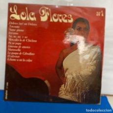 Discos de vinilo: DISCO DE VINILO LP DE LOLA FLORES. N 1 ,. Lote 261781630
