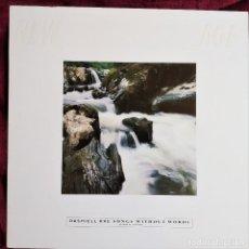 Discos de vinilo: DASHIELL RAE - SONGS WITHOUT WORDS (PIANO SOLOS), UK 1986, CODA RECORDS – NAGE 4, COMO NUEVO (NM_NM). Lote 261782165