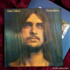 Discos de vinilo: MIKE OLDFIELD - OMMADAWN, EDICIÓN INGLESA DE 1975, CON ENCARTE, VIRGIN V 2043, (EX_EX). Lote 261786340