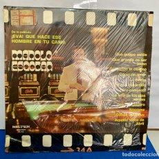 Discos de vinilo: DISCO VINILO LP, MANOLO ESCOBAR, DE 1975. Lote 261787845