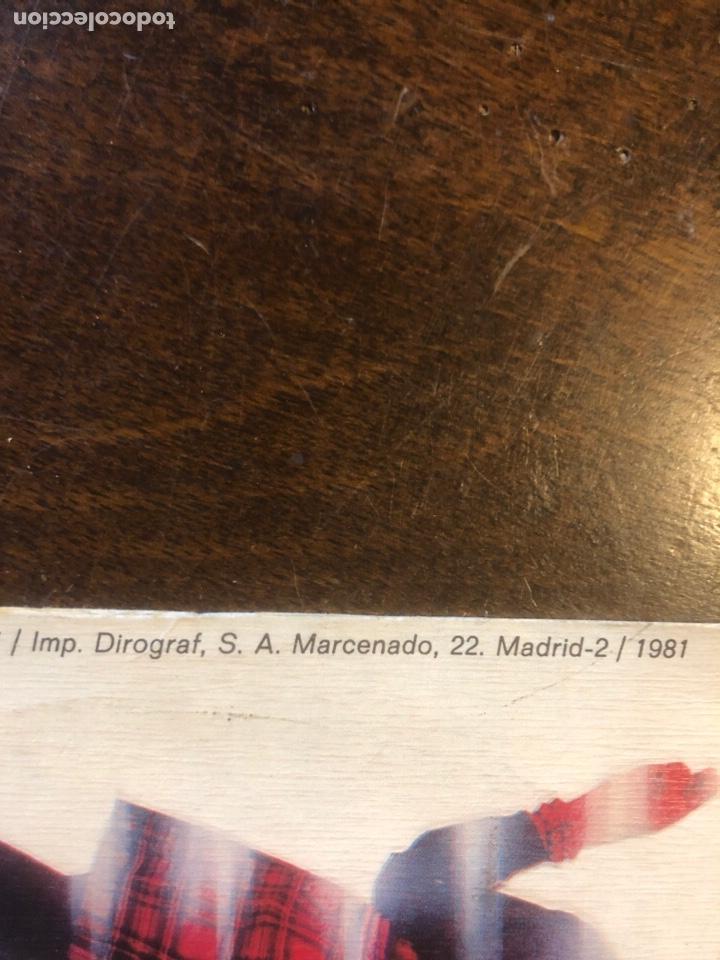 Discos de vinilo: Alaska y los pegamoides 198- - Foto 3 - 261796515