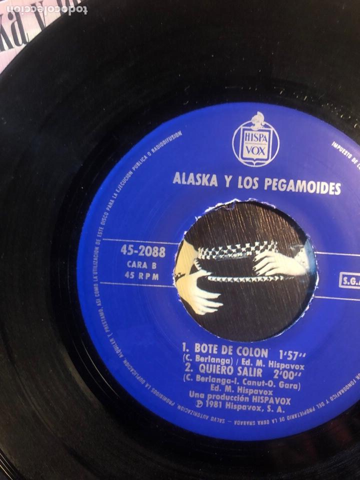 Discos de vinilo: Alaska y los pegamoides 198- - Foto 5 - 261796515