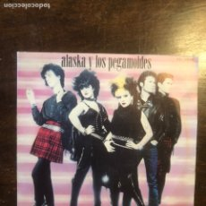 Discos de vinilo: ALASKA Y LOS PEGAMOIDES 198-. Lote 261796515