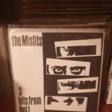 Discos de vinilo: MISFITS / 3 HITS FROM HELL / NOT ON LABEL. Lote 261798450