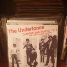 Discos de vinilo: THE UNDERTONES / DOWNTOWN RADIO 1978 / NOT ON LABEL. Lote 261798590