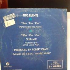 Discos de vinilo: TITO PUENTE-RAN KAN KAN. Lote 261808010