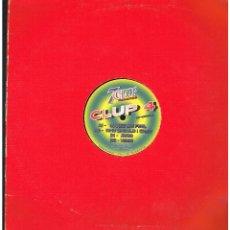 Discos de vinilo: CLUP 4 - MAKES ME FEEL - MAXI SINGLE 1998 - ED. HOLANDA. Lote 261812460