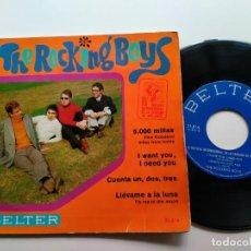 Discos de vinilo: THE ROCKING BOYS - 5.000 MILLAS .EP+7 .. Lote 261832125