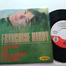 Discos de vinilo: FRANCOISE HARDY - LE QUIERO TODAVIA . EP+3 .VOGUE 1964. Lote 261833505