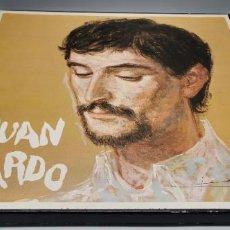 Discos de vinilo: JUAN PARDO - CAJA COMPLETA CON 3 VINILOS RARO. Lote 261839765