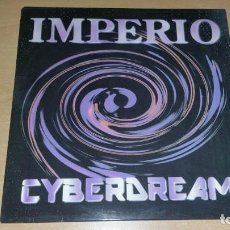 Discos de vinil: MAXI IMPERIO CYBERDREAM BOY RECORDS 1996 5 TRACKS. Lote 261847925