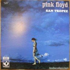 """Discos de vinilo: PINK FLOYD """" SAN TROPEZ """" LP VINYL. Lote 261848630"""