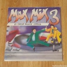Discos de vinilo: MAX MIX 3 DOBLE LP. Lote 261849230