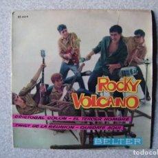 Dischi in vinile: ROCKY VOLCANO.CRISTOBAL COLON + 3...BUEN ESTADO AL MEJOR PRECIO.. Lote 261851260