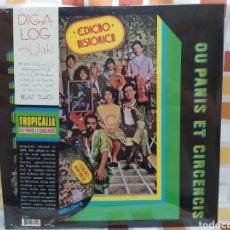 Discos de vinilo: TROPICÁLIA OU PANIS ET CIRCENSIS. LP VINILO + CD. NUEVO, PRECINTADO.. Lote 261852070