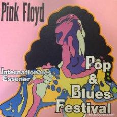 "Discos de vinilo: PINK FLOYD "" INTERNATIONALES ESSENER & POP BLUES FESTIVAL"" LP VINYL. Lote 261852130"