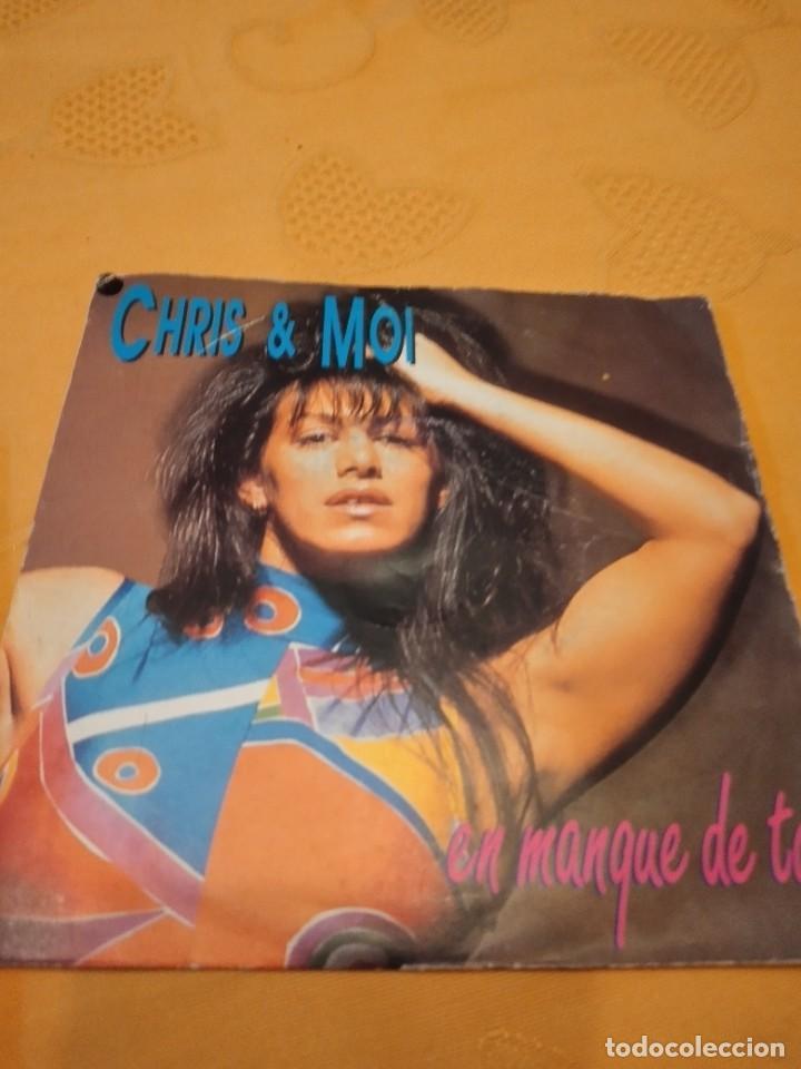 BAL-3 DISCO 7 PULGADAS CHRIS MOI EN MANQUE DE TOI (Música - Discos - Singles Vinilo - Otros estilos)