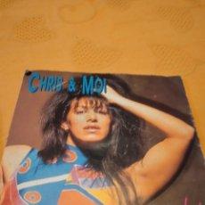 Discos de vinilo: BAL-3 DISCO 7 PULGADAS CHRIS MOI EN MANQUE DE TOI. Lote 261864745