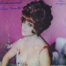 Discos de vinilo: SARA MONTIEL LP SELLO.ALHAMBRA AÑO 1974 EDITADO EN CHILE.... Lote 261864995