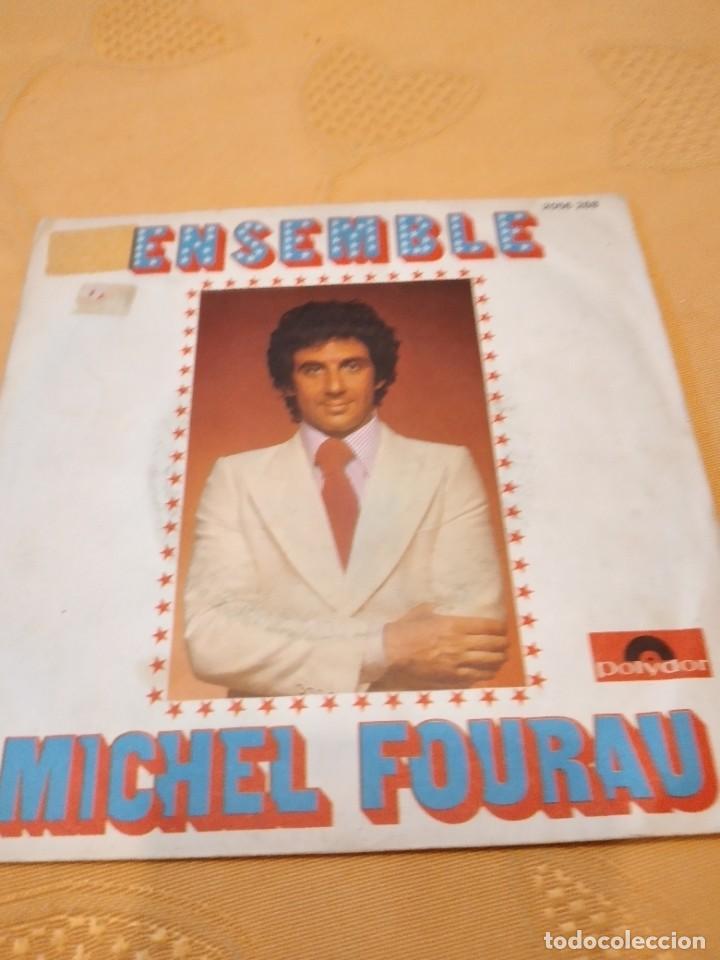 BAL-3 DISCO 7 PULGADAS ENSEMBLE MICHEL FOURAU (Música - Discos - Singles Vinilo - Otros estilos)