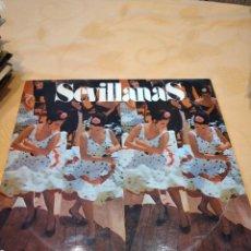 Discos de vinilo: BAL-9 DISCO VINILO 12 PULGADAS SEVILLANAS LOS PELAOS. Lote 261872415