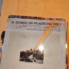 Discos de vinil: BAL-10 DISCO VINILO 12 PULGADAS MUSICA EL SONIDO DE FILADELFIA VOL 1. Lote 285143288