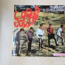 Discos de vinilo: JOVENES, LOS, EP, TRAEME TU AMOR + 3, AÑO 1966. Lote 261893345