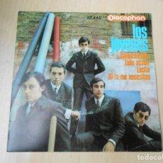 Discos de vinilo: JOVENES, LOS, EP, COMPRENSION + 3, AÑO 1965. Lote 261893780