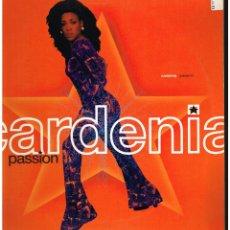 Discos de vinilo: CARDENIA - PASSION - MAXI SINGLE 1993 - ED. ALEMANIA. Lote 261909985
