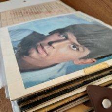 Discos de vinilo: LOTE 27 SINGLE AÑOS 60/70 RAPHAEL, GARDEL, PAUL ANNA, JOSELITO. Lote 261923955